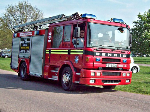 101 Dennis Sabre XL Fire Tender (1996)