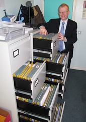 "With my many case files in the Parkhead Constituency Office • <a style=""font-size:0.8em;"" href=""http://www.flickr.com/photos/78019326@N08/6981886875/"" target=""_blank"">View on Flickr</a>"