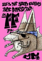 O.G. FuFu (René Barth) Tags: illustration graffiti postcard gang og fox letter hiphop lettering rap graff 187 fufu gangbang cartolina fuchs bloods falco postkarte crips icet illustrazione originalgangster rapschrift gangsings räpp räppschrift hiphopistdergeilsteräpp ogfufu raplettering oglettering