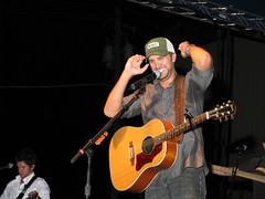 Luke Bryan - Rockford IL - Aug 2008
