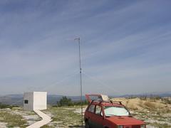 Malacka (T.J. Jursky) Tags: europe fiat croatia r1 antenna adriatic dalmatia hamradio iaru radioamateur malacka 9a7pjt