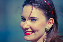 IMG_1283 (ArthodStudio) Tags: portrait woman girl smile face lady canon mouth pretty teeth diane modle facecolor