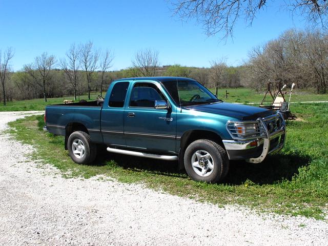 truck 4x4 toyota t100