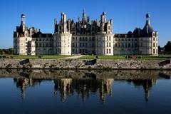 Château de Chambord / Дворецът Шамбор (mitko_denev) Tags: france castle frankreich palace chambord chateau schloss loire дворец франция шамбор шато