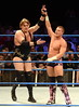 William Regal, Tyson Kidd WWE Smack Down at the O2 Arena Dublin, Ireland