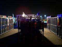 Super U Gas Station (Kevin Berard) Tags: station night is kodak super gas u nuit mayenne ernee z1012