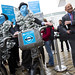 Barclays AGM protest 2012