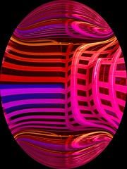 To Color a Negg (Mr. Ducke) Tags: sphere photoart