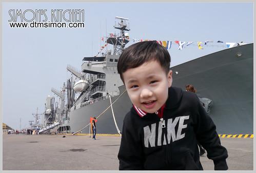 海軍敦睦台中港17