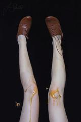 The Bees Knees (Furcifer07) Tags: art model legs bees fine bee honey knees honeybee pun oxfords furcifer07 lorenschmidt