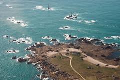 Finistère vu du ciel (29) (Mabel Lamour / Belma / ReineMab) Tags: bretagne ciel brest avion finistère
