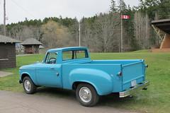 1960 Studebaker Champ ½-ton pickup (JarvisEye) Tags: blue canada truck novascotia pickup ute restore restored studebaker truro champ 1960 ½ton c983