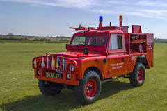 Rescue (Kev Gregory (General)) Tags: old red rescue 30 force crash no air bedfordshire royal rover collection owned ag land type vehicle chassis gregory warden kev s3 shuttleworth 1973 abingdon built registration 47 raf 109 stationed utilised 30ag47 91104491b