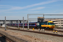43002 RDG 1100 OXF-PAD 5-5-16 (6089Gardener) Tags: reading hst 43002 gwml hst40thanniversarylivery