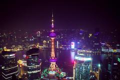 babylon of east (kangxi504) Tags: china city asia shanghai pentax   pudong ricoh
