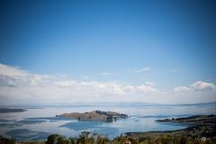 (Elas Valverde F.) Tags: blue sky lake titicaca nature beautiful relax lago amazing outdoor bolivia places na roja sudamerica