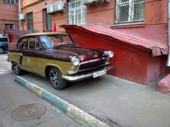Volga GAZ-21 (olvych) Tags: auto car nokia collection oldcar rare volga gaz21 pureview nokia808
