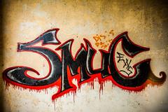 Smug (Thomas Hawk) Tags: usa abandoned graffiti unitedstates michigan unitedstatesofamerica detroit smug mcs corktown michigancentralstation michigancentraldepot