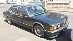 1984 BMW 735i SE Auto E23 (micrak10) Tags: auto se bmw e23 735i