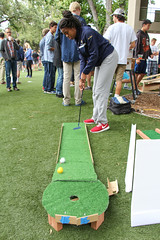 PZ20160513-040.jpg (Menlo Photo Bank) Tags: ca people usa game students girl golf us spring quad science event smallgroup atherton 2016 engaging upperschool makerfaire menloschool photobypetezivkov appliedscienceresearch