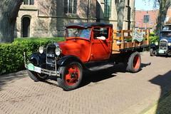 1929 Ford TT (Davydutchy) Tags: auto classic ford car truck automobile tour ride may lorry bil oldtimer frise tt friesland vrachtwagen lkw bolsward 2016 klassiker frysln elfstedentocht frisia vetern vrachtauto boalsert