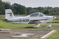 G-AXIX - 1969 build AESL Glos-Airtourer 150, Shobdon based (egcc) Tags: john 22 alexander lightroom shobdon leominster lycoming euphony airtourer vintageflyin aesl a527 o320 egbs gaxix glosairtourer glosair theleanmachine