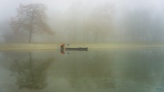 Misty morning ! Brume matinale ! (Claude Jenkins) Tags: mist lake france nikon mood lac brume ambiance hautesavoie d610
