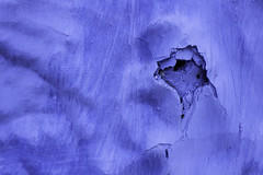 Abstract (Badr Pedro photography) Tags: life street blue abstract wall photography morocco chefchaouen