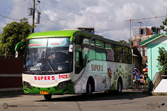 Super Five Transport - 8429 (blackrose917_051) Tags: bus five transport super society hino pilipinas philippine isuzu enthusiasts 8429 partex mrseries philbes 6qa2 lv314l