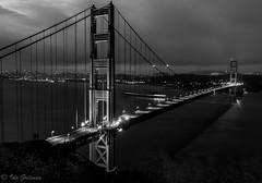 Bridge over not-so-troubled-water (ido_greiman) Tags: sanfrancisco california longexposure water night clouds sunrise goldengatebridge marinheadlands