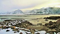 Iceland (bcbvisser13) Tags: lake snow mountains ice iceland sand rocks hills vulcanos