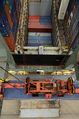 Celina Star (DST_1626) (larry_antwerp) Tags: 9210086 celinastar cmacgm psaterminal container antwerp antwerpen       port        belgium belgi          schip ship vessel