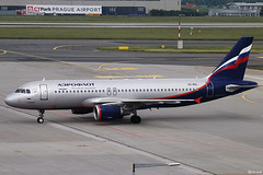 Aeroflot Airbus A320-214 VQ-BHL at PRG/LKPR airport (Martin Konecny) Tags: airplane prague outdoor aircraft jet praha vehicle czechrepublic airliner ceskarepublika jetliner czechia planespotting planespotter letiste lkpr airplanelovers vaclavhavelairport planelovers aircraftlovers spottinglovers