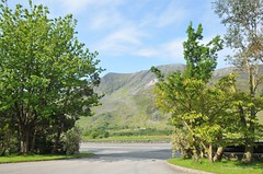 Grand Entrance (Vee- back at last :-)) Tags: uk mountain holiday june wales landscape healthy lodge retreat snowdonia bethesda holistic 2016 mountainous mountsnowdon nikond300 flameofworldpeace