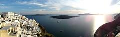 The caldera (Peter Denton) Tags: santorini greece greekisland peterdenton aegeansea eu europe europa seascape cyclades samsungwb750 fira thira  summer caldera quiet tranquil tranquillity