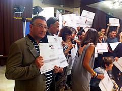 d'Araprì a Radici del Sud 2016 (Sparkling Wines of Puglia) Tags: spumante pergamena metodoclassico radicidelsud girolamodamico salonedeivinimeridionali