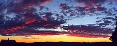2016_0616Highland-Farms-Sunset-Pano0004 (maineman152 (Lou)) Tags: sunset sky panorama sun nature june skyscape landscape glow maine scenic skyview afterglow naturephotography aftersunset skyscene scenicview landscapephotography naturephoto skycolor skycolors skydrama landscapephoto