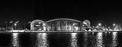 Villa Mara Night (h2second) Tags: white black blanco night y negro paisaje bn villa cordoba mara psotal