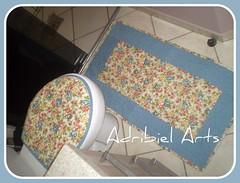 Jogo de Banheiro (Adribiel Arts) Tags: de jogo banheiro