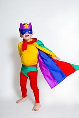 Rainboy (Gudrun Vald) Tags: boy costume rainbow superhero 4yearold rainboy skudagur ashwednesday homestudio regnbogi torfi strkur bningur ofurhetja 4rara