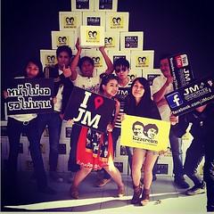 #jmcuisine ขอขอบคุณทีมงาน รายการ #ทีเด็ดเมืองไทย ที่เข้ามาทานอาหารและถ่ายรายการที่ร้านเรานะครับ :)