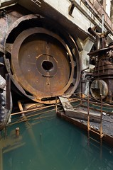 The Warp (jrej www.gregoirec.com) Tags: plant abandoned industry station industrial power pentax powerplant coal k5 urbex coalfired sigma1020mmf456exdc
