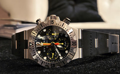 Bvlgari Scuba Professional (Watch Guide) Tags: movement swiss steel watch scuba diving rubber professional made automatic diver chronometer bvlgari flyback wirstwatch diagono sc40svd
