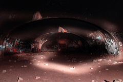 Crazy light in 'The Domes' (CDeahr23) Tags: arizona ufo casagrande thedomes offcameralighting casagrandeaz