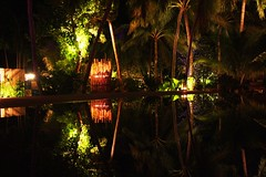 Water reflections, Kuramathi, Maldives-PCH (ntelos) Tags: world travel water beautiful night reflections lights landscapes photos pch maldives locations kuramathi worlwide