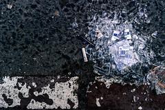 Broken Bison (Daniel Kulinski) Tags: broken glass drunk mirror europe image daniel creative picture evil samsung poland alcohol vodka imaging 1977 less nx nx200 kulinski daniel1977 samsungnx samsungimaging samsungnx200 danielkulinski