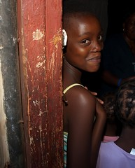 girl in the doorway (jimbob_pgh) Tags: africa south shack pretoria township mamelodi
