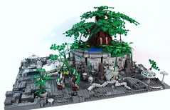Welcome to S510 (Wyrk Wyze) Tags: life plant tree mushrooms robot flora lego mechanical space alien hard grow foliage suit planet mecha mech moc