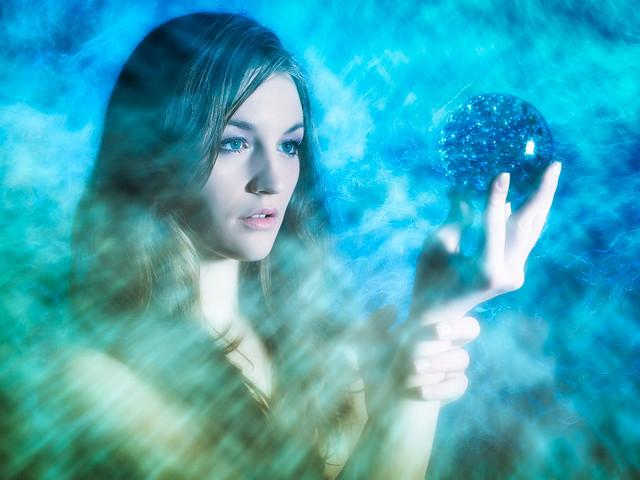 E-M5 Sensor Mystery - Part 3 - The Magical Sphere