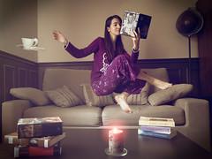 Ma sorcière bien aimée - Bewitched (AKfoto.fr) Tags: candle harrypotter levitation bougie bewitched 550d t2i sorcièrebienaimée tamron175028vc